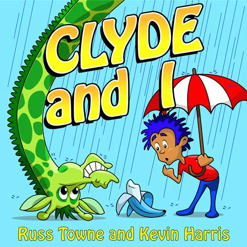 Clyde and I Cover art for CD