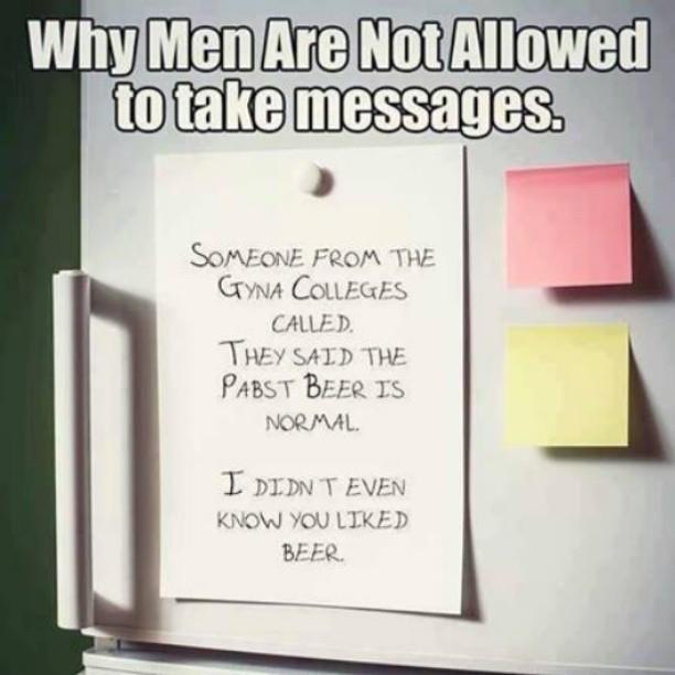 Men taking messages securedownload