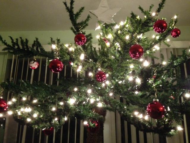 Christmas Palm Tree 2 photo