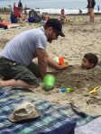 Thomas & Daddy at Beach IMG_0114