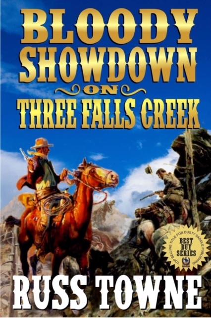 Bloody Showdown Cover IMG_2903